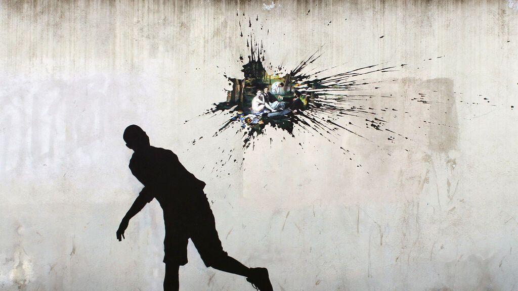 'Vandal-ism', Paris (Francia), 2014