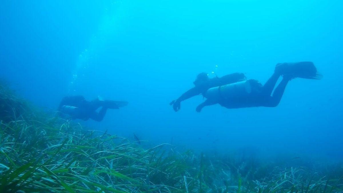 """""""He probado el buceo a los 51 y es una maravilla"""". Jesús nos cuenta su bautismo en el mar"""