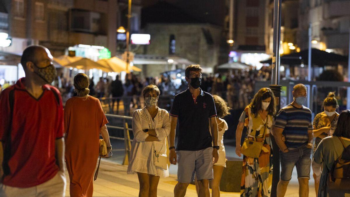 Última hora del coronavirus   El TSJA avala el toque de queda en cinco municipios andaluces y prorroga en tres