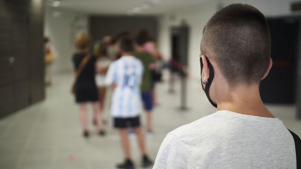 Los adolescentes de 12 a 19 años ya son los más afectados por el coronavirus en Galicia