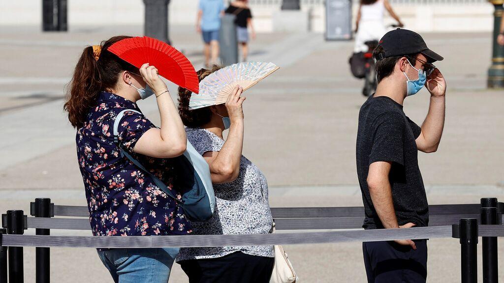 La ola de calor alcanza su día álgido: las temperaturas pueden alcanzar los 46ºC