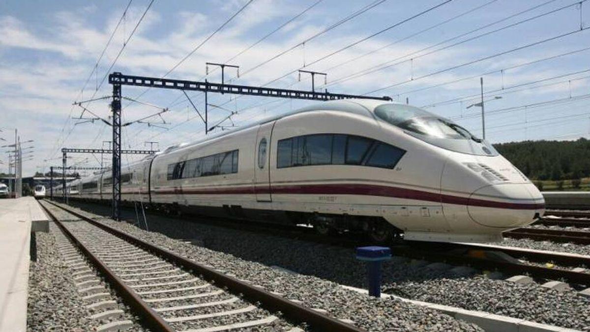 Cortada la línea de AVE entre Zaragoza y Barcelona por las fuertes rachas de viento
