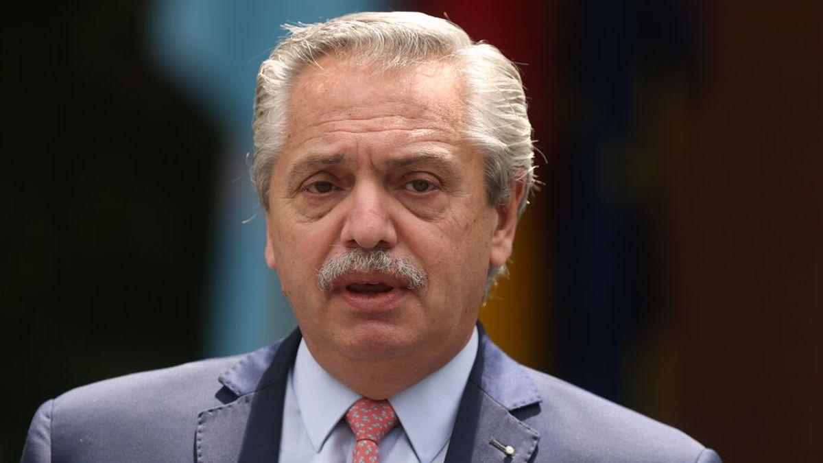 """Alberto Fernández pide perdón por el cumpleaños de su esposa en confinamiento: """"No volverá a ocurrir"""""""