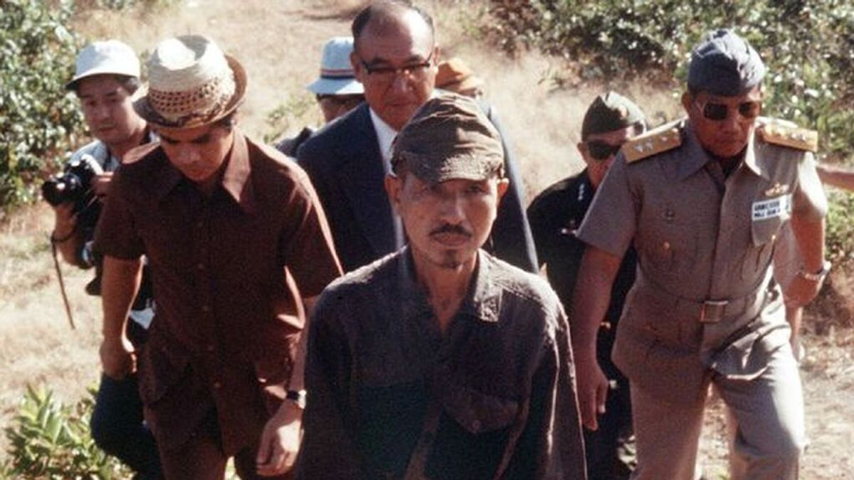 Hiroo Onoda, el soldado japonés que no se rindió en la Segunda Guerra Mundial y siguió luchando 30 años