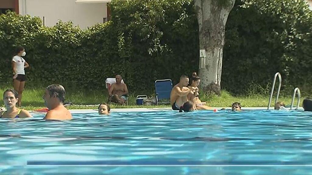 El récord de la temperatura más alta de España con 47,2 ºC se ha registrado en Montoro, Córdoba