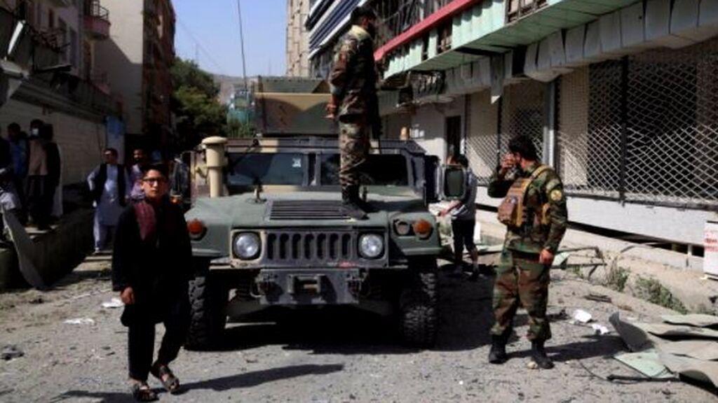Los talibanes cercan Kabul: habrá transición en el poder en Afganistán