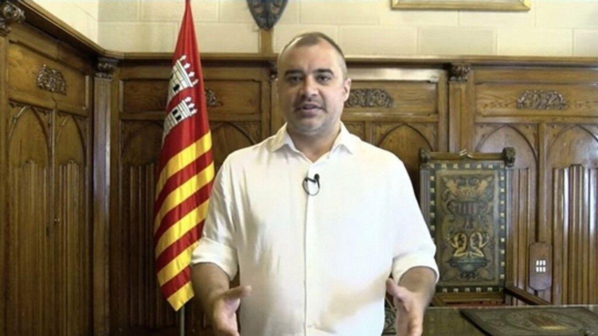 """Jordi Ballart, alcalde de Terrassa, se aparta de sus funciones para estar junto a su hijo con leucemia: """"Mi prioridad absoluta es que mi hijo se cure"""""""