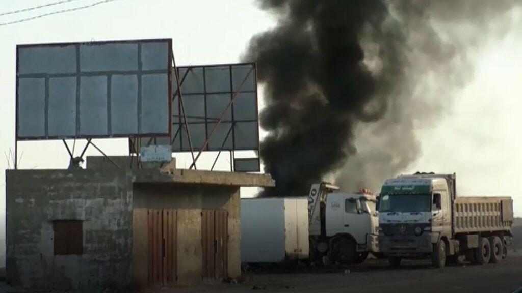 La explosión de un tanque de combustible en Líbano causa al menos 22 muertos