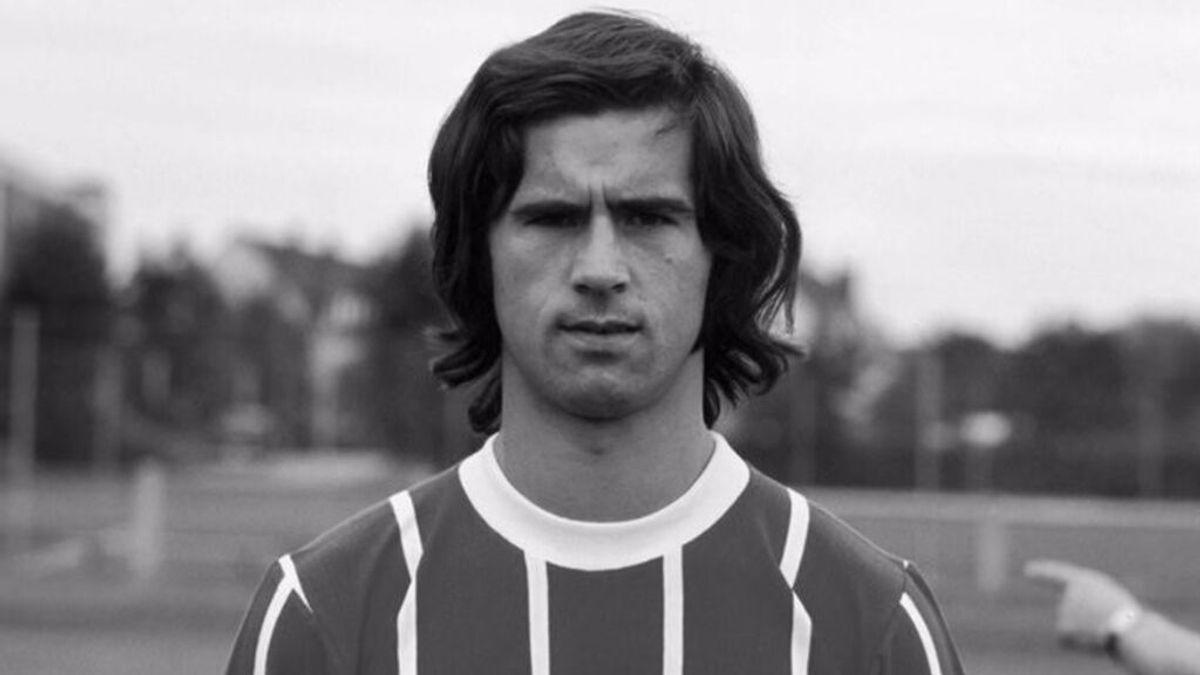 Muere Gerd 'Torpedo' Müller a los 75 años
