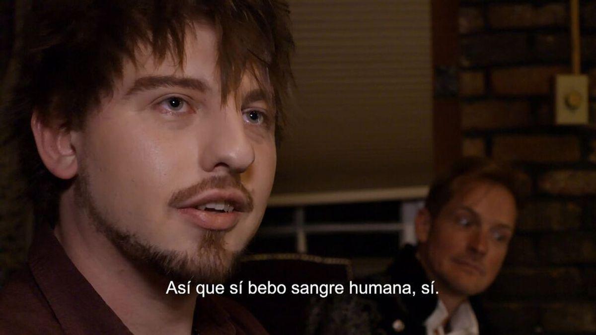 """Los vampiros existen y están en Nueva Orleans: """"Bebo sangre humana"""""""