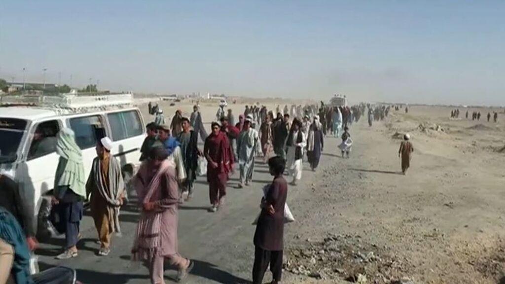 ¿Qué supone para la población de Afganistán que los talibanes recuperen el control del país?