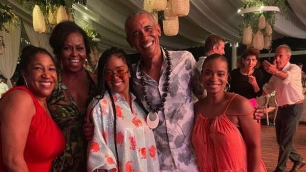 La isla exclusiva donde Obama celebró su 60 cumpleaños registra un aumento de los contagios covid