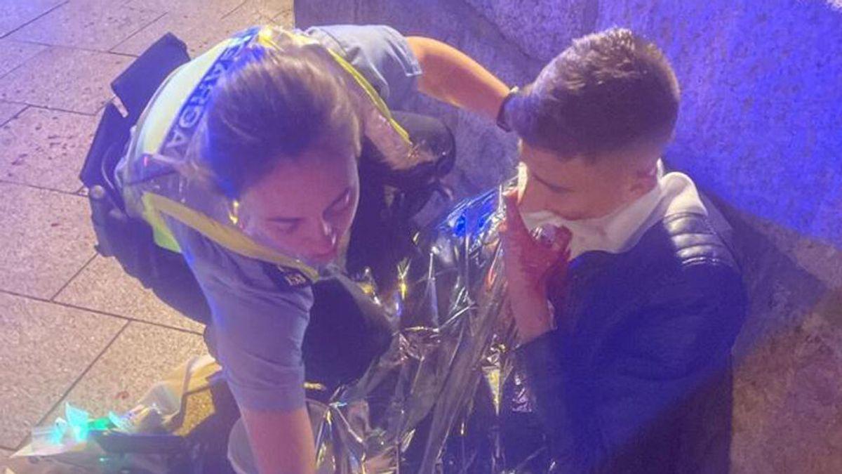 Destrozan la cara de un taekwondista olímpico asaltado por un grupo que se dedicaba a dar palizas por la calle