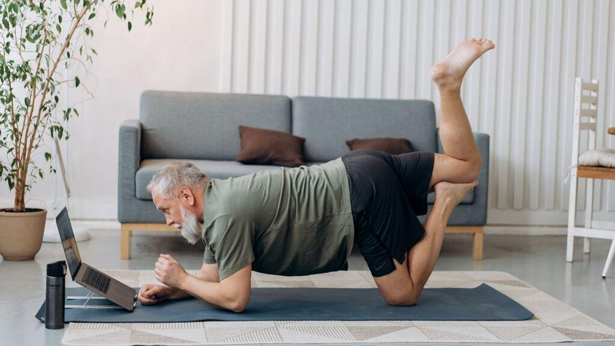 Por qué el sedentarismo acelera considerablemente el envejecimiento