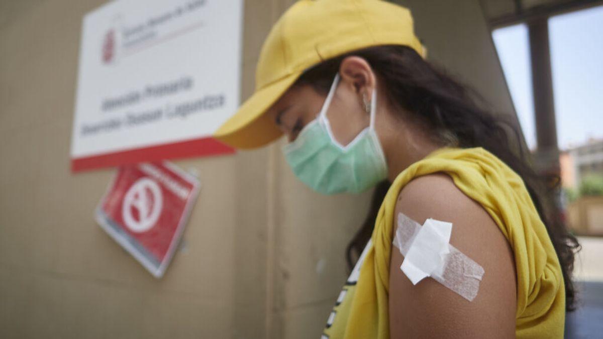 España no cumplirá el objetivo del 70% de vacunados el 18 de agosto, pero sí en unos días más