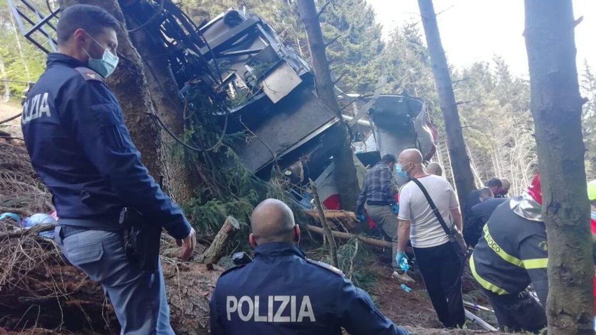 Eitan, único superviviente del accidente de teleférico en Italia, objeto de una amarga batalla por su custodia