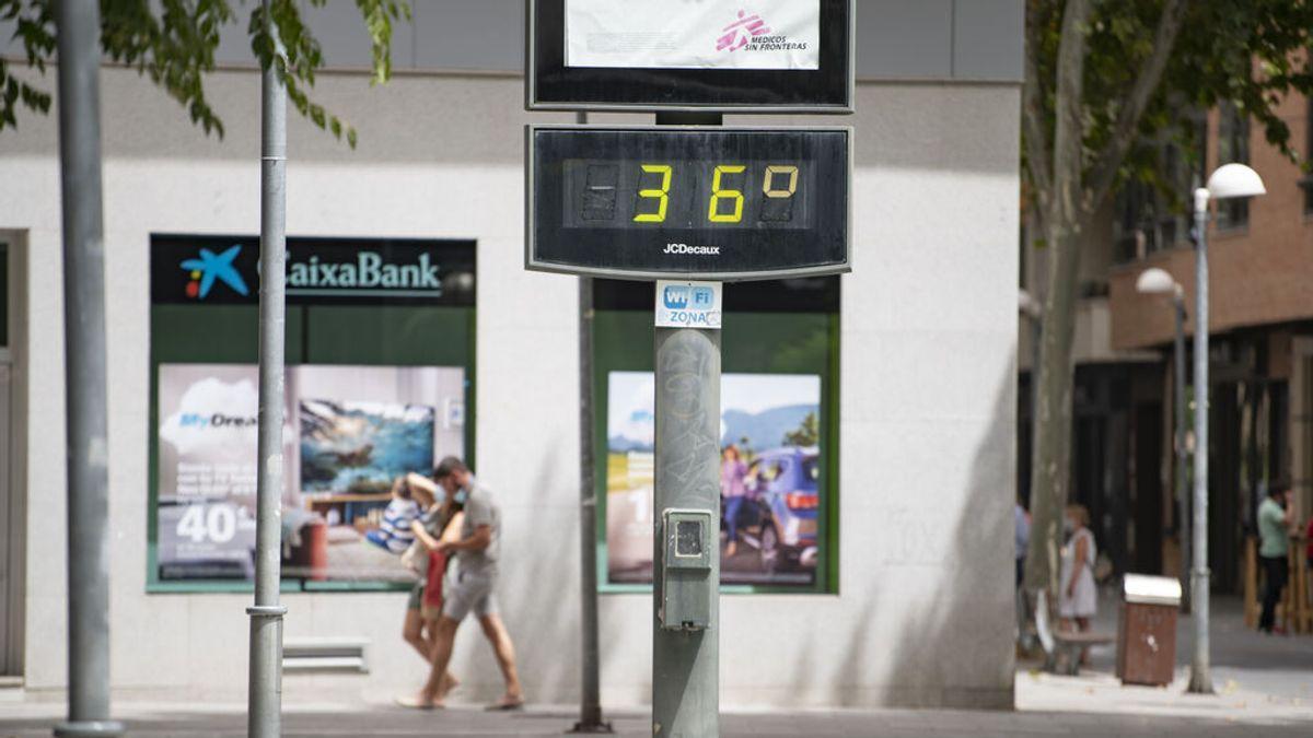 La ola de calor remite, pero continúan las altas temperaturas al sur peninsular y Canarias