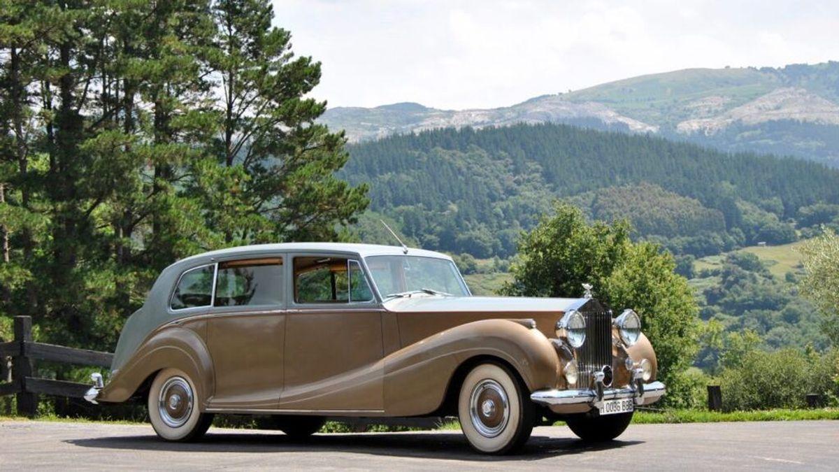 Para amantes de los coches: así es el impresionante museo dedicado a los Rolls Royce de Bilbao