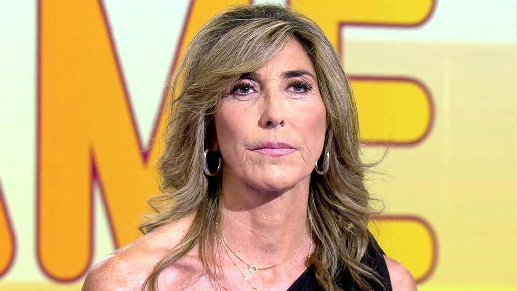 """Paz Padilla estalla contra quien publicó la foto de la lápida de su marido: """"Fue inhumano, el que había detrás era mi marido"""""""
