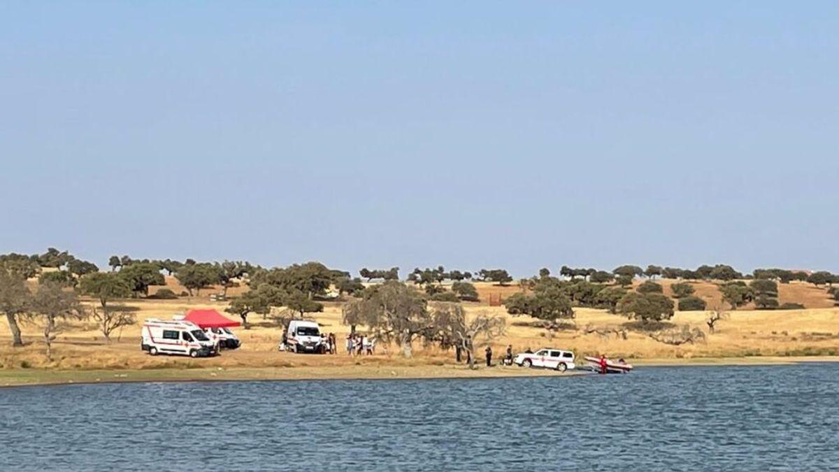 Muere un hombre ahogado en el pantano pacense de Villalba de los Barros