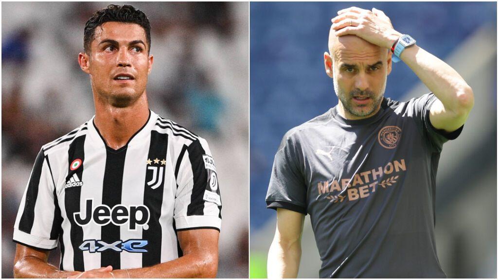 Cristiano Ronaldo busca una salida de Turín.