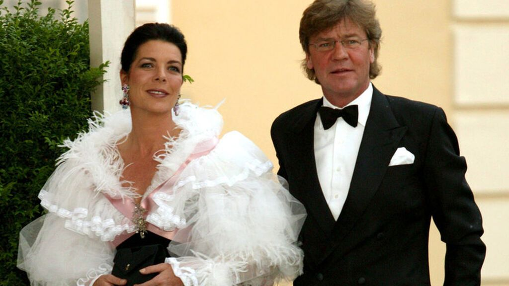 Carolina y Ernesto contrajeron matrimonio en 1999.