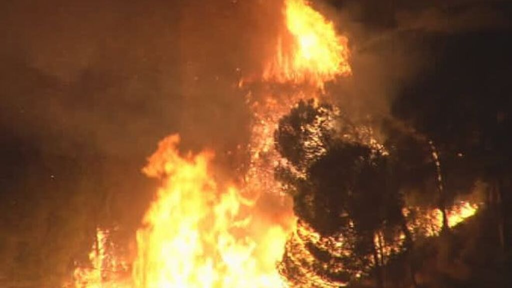Estabilizado en incendio de Bonares