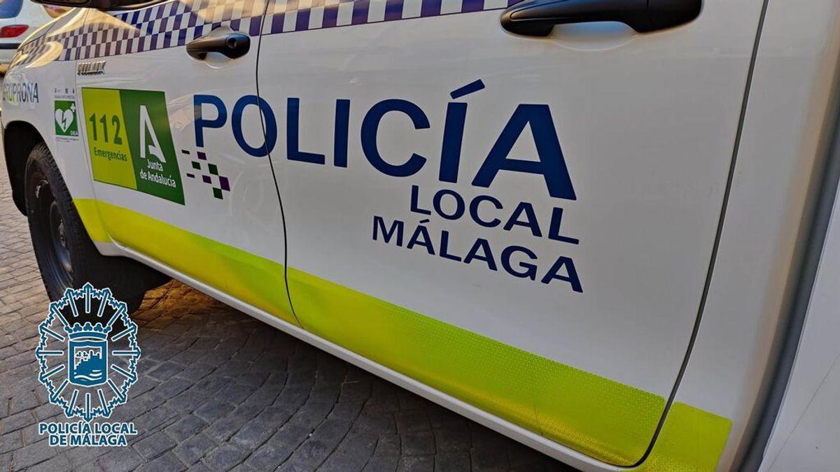 Detenidos un hombre y una mujer en Málaga  por robar a parejas mientras se besaban