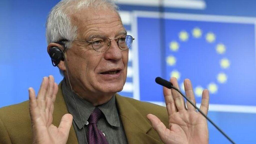 """Josep Borrell abre la UE al diálogo: """"los talibanes han ganado la guerra, así que tenemos que hablar con ellos"""""""