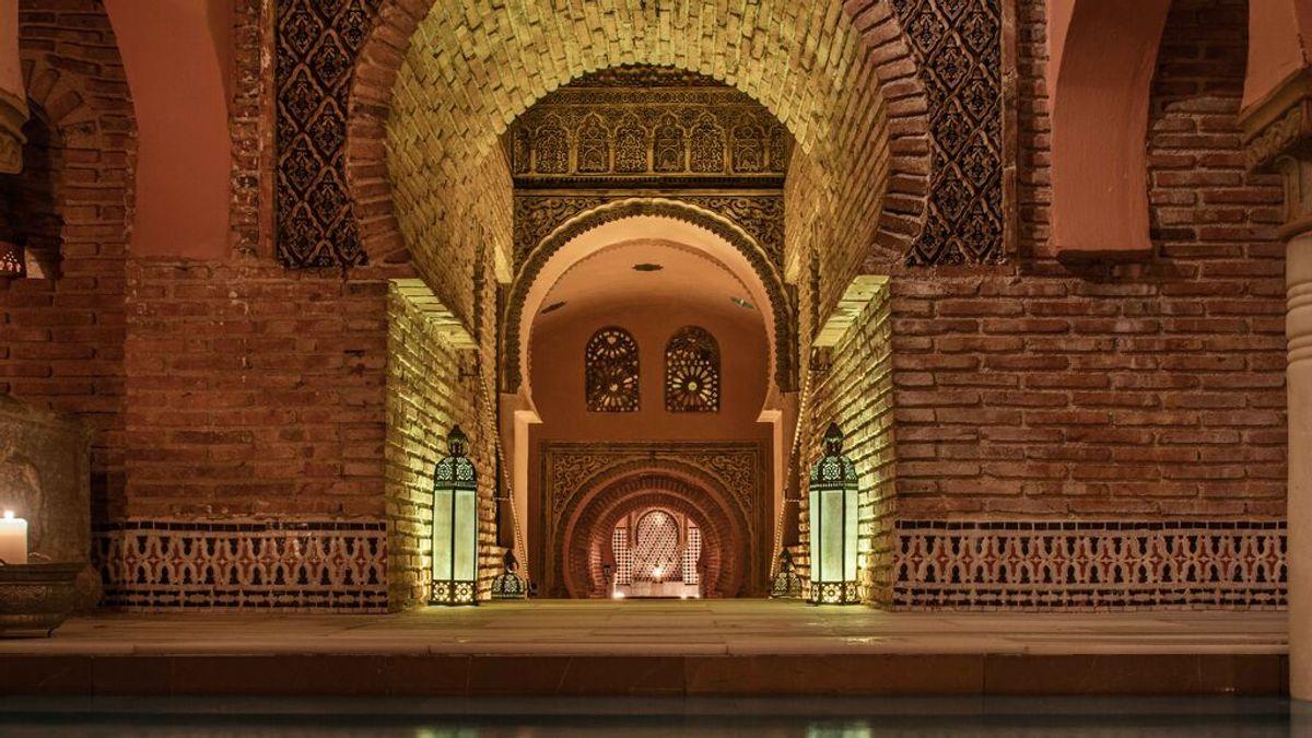 Uno de los baños termales más bonitos del mundo está en Granada