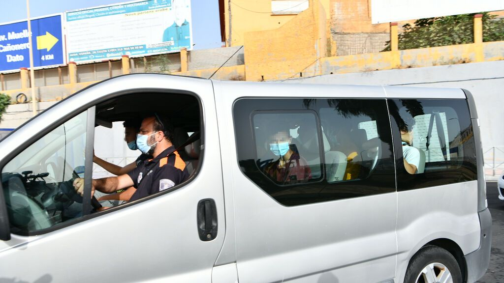 La Audiencia Nacional mantiene la repatriación de menores desde  Ceuta hacia Marruecos