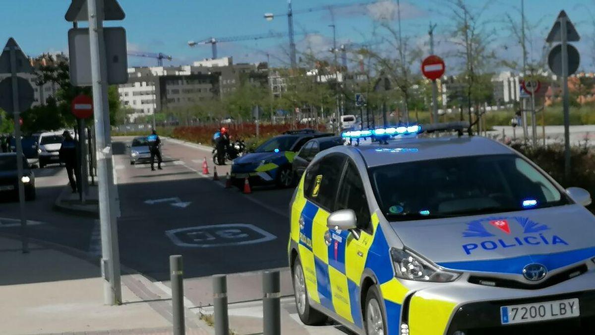 Un niño de 8 años coge las llaves del coche de su familia y se choca con otro vehículo en Rivas, Madrid