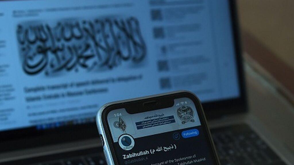 Los talibán contra Facebook: la tecnológica les cierra sus cuentas