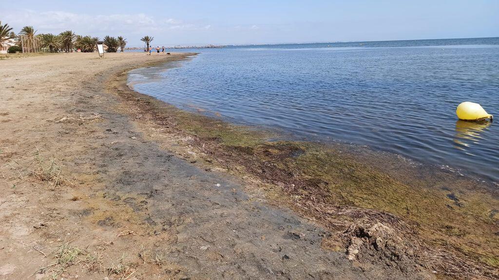 Playa de Los Urrutias, Cartagena