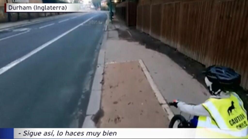Un conductor drogado arrolla a un padre y a su hijo cuando paseaban en bicicleta: doblaba el límite de velocidad