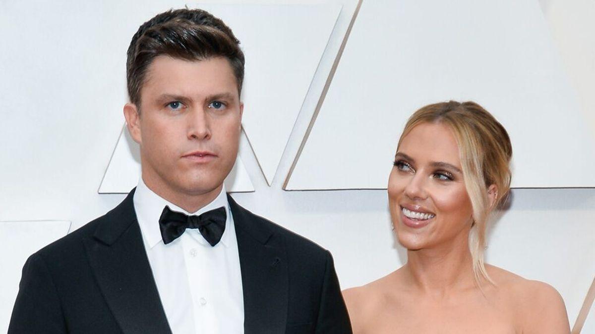 """Scarlett Johansson, embarazada de su primer hijo junto a Colin Jost: """"Es emocionante"""""""