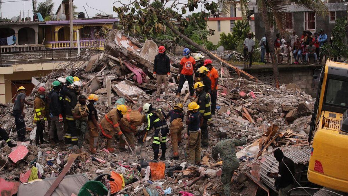 Asciende a 1.941 la cifra de muertos y a 9.900 los heridos por el terremoto en Haití