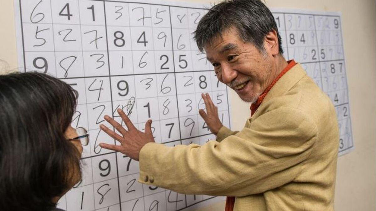 Muere el padre del sudoku, el japonés Maki Kaji