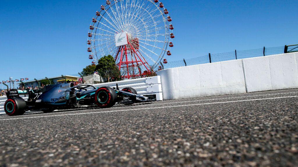 Cancelado el GP de Japón de Fórmula 1