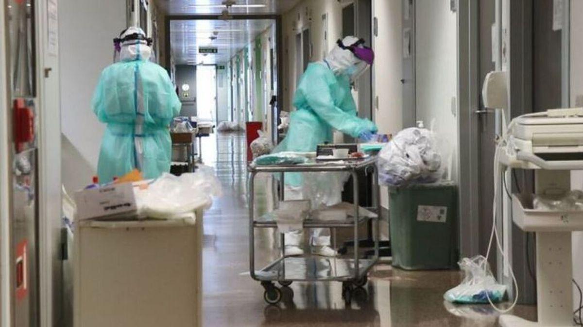 Muere contagiada por covid una mujer de 58 años rechazo la vacuna en Elda