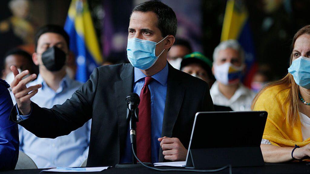 La encargada de negocios de Reino Unido mantiene un encuentro con Guaidó
