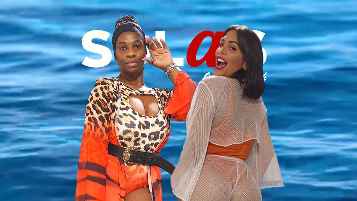 La agenda de Amor Romeira y Carolina Sobe para hoy en 'Solos on the beach'