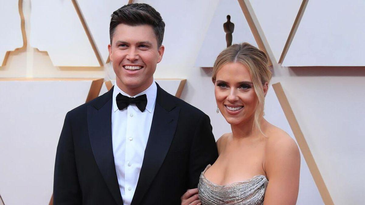 """Scarlett Johansson y Colin Jost, padres de su primer hijo en común: """"Su nombre es Cosmo, le queremos muchísimo"""""""
