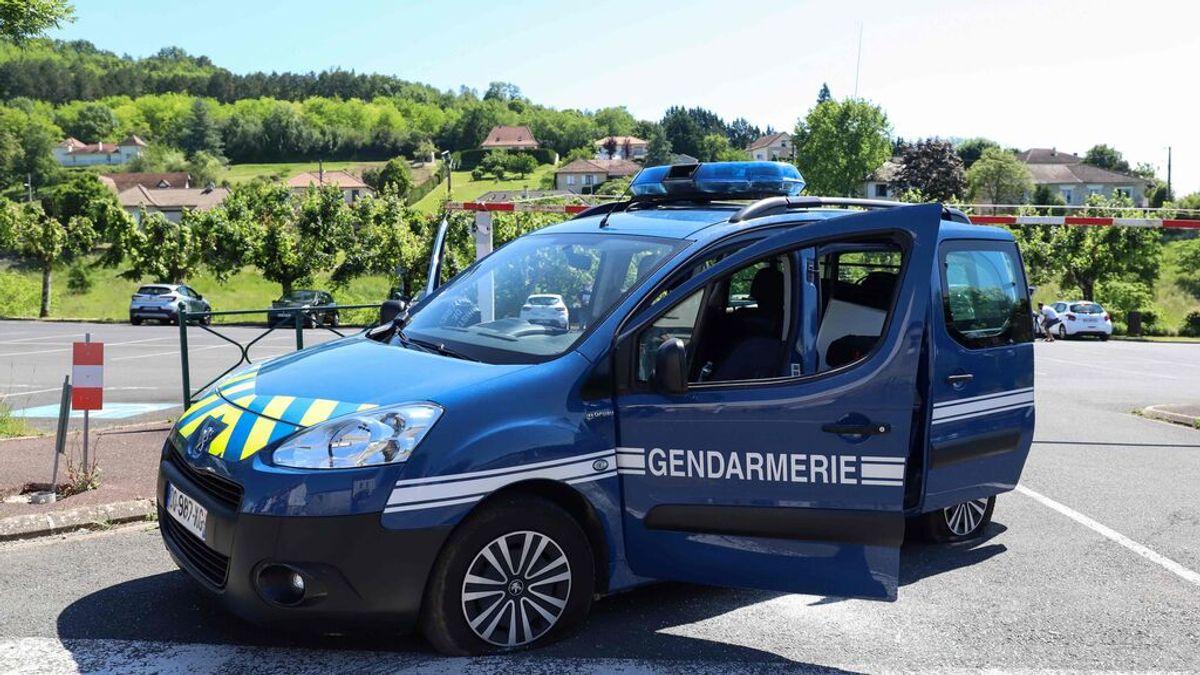 Encuentran a cinco jóvenes ahogados en un coche en un lago en Francia