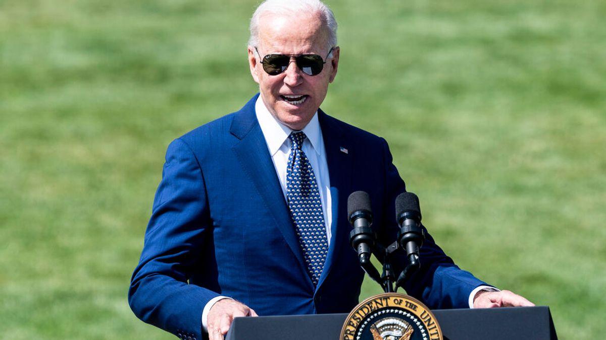 Biden se pondrá la tercera dosis de la vacuna