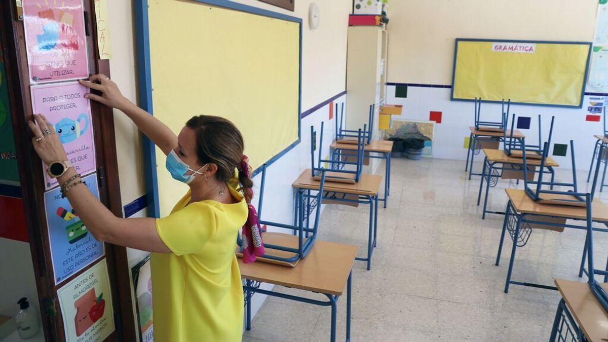 Vuelta al cole: un curso presencial y diferente en cada comunidad