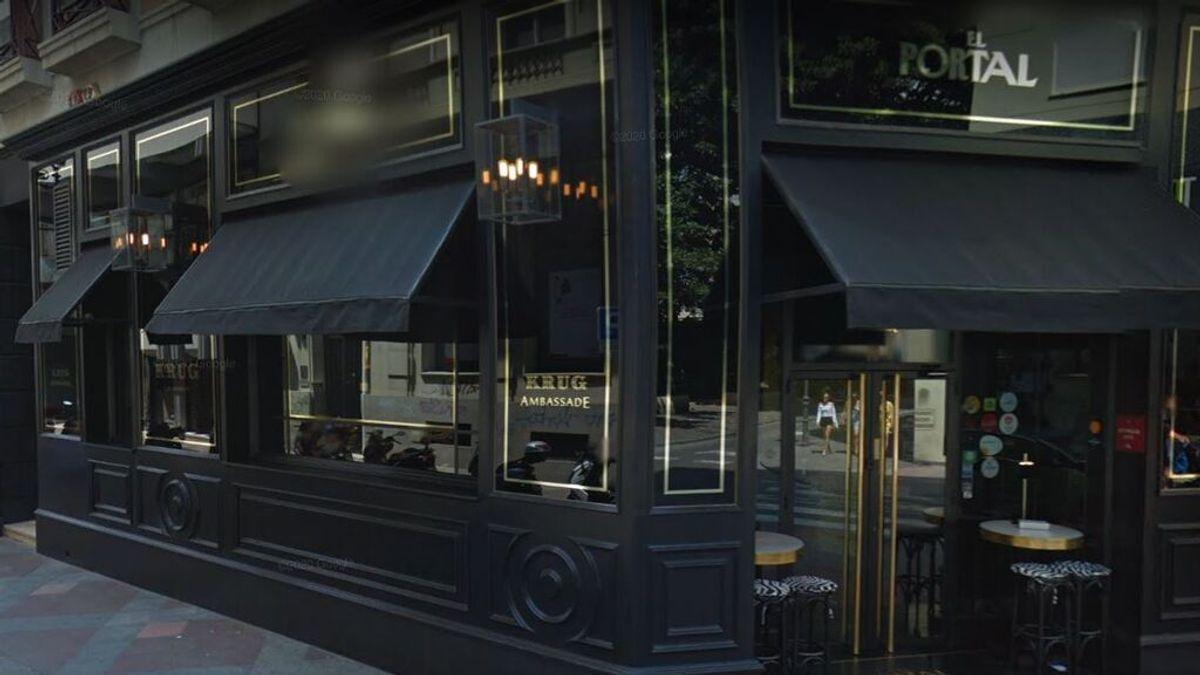 Cárcel para un camarero por robar tres botellas de Don Perignon y las propinas del restaurante donde trabajaba