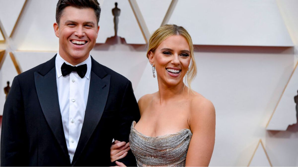 Scarlett Johansson da la bienvenida a Cosmo, su primer hijo con Colin Just