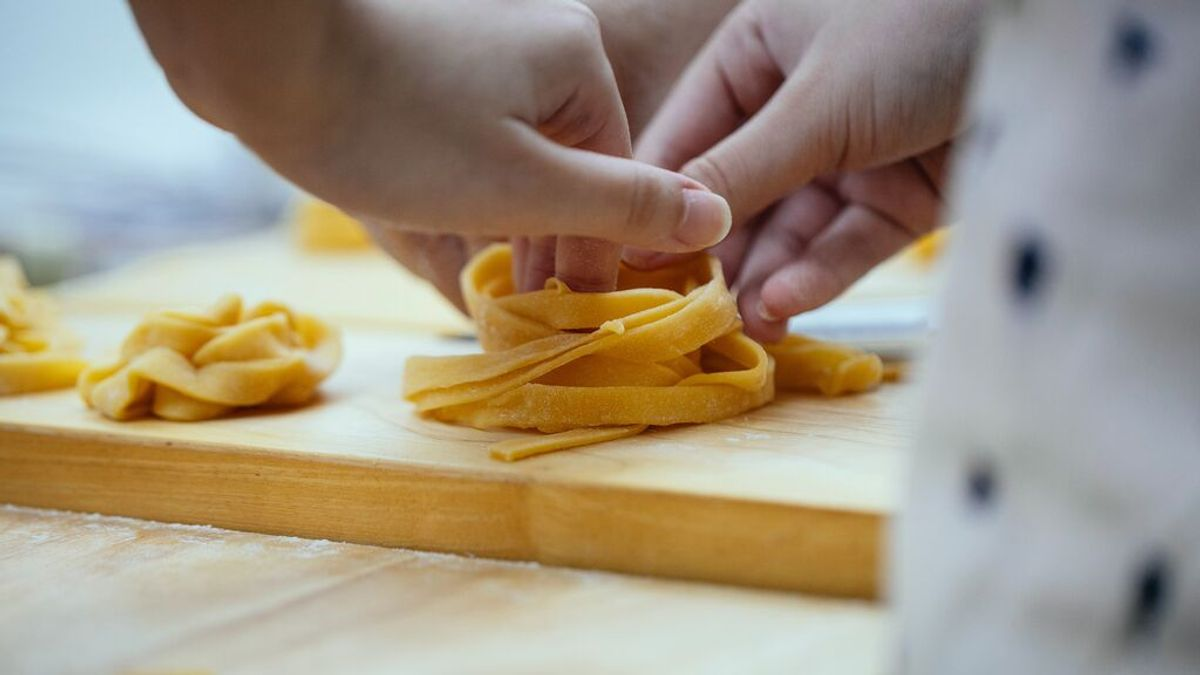 Moringa, ¡superingrediente para nuestro fettuccini!