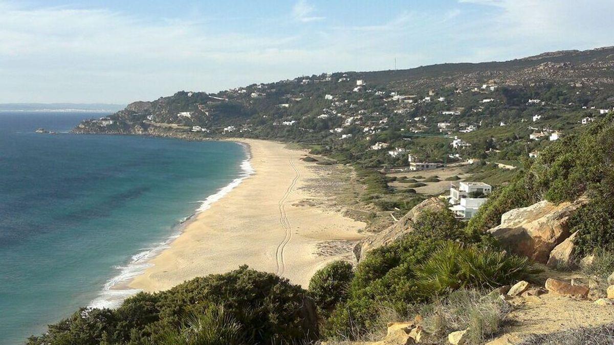 La herramienta de la NASA que permite saber cómo afectará el cambio climático  en 2100 a las playas españolas